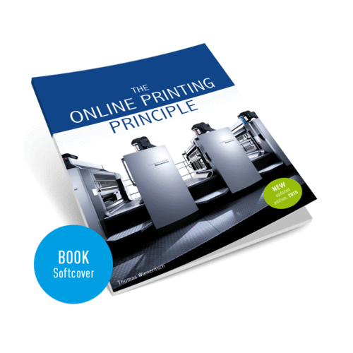 The Online Printing Principle (soft cover), english