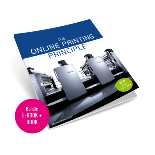 The Online Printing Principle (bundle), english