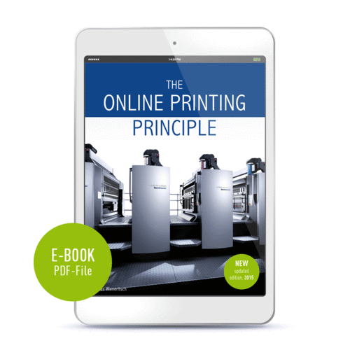 The Online Printing Principle (e-book), english